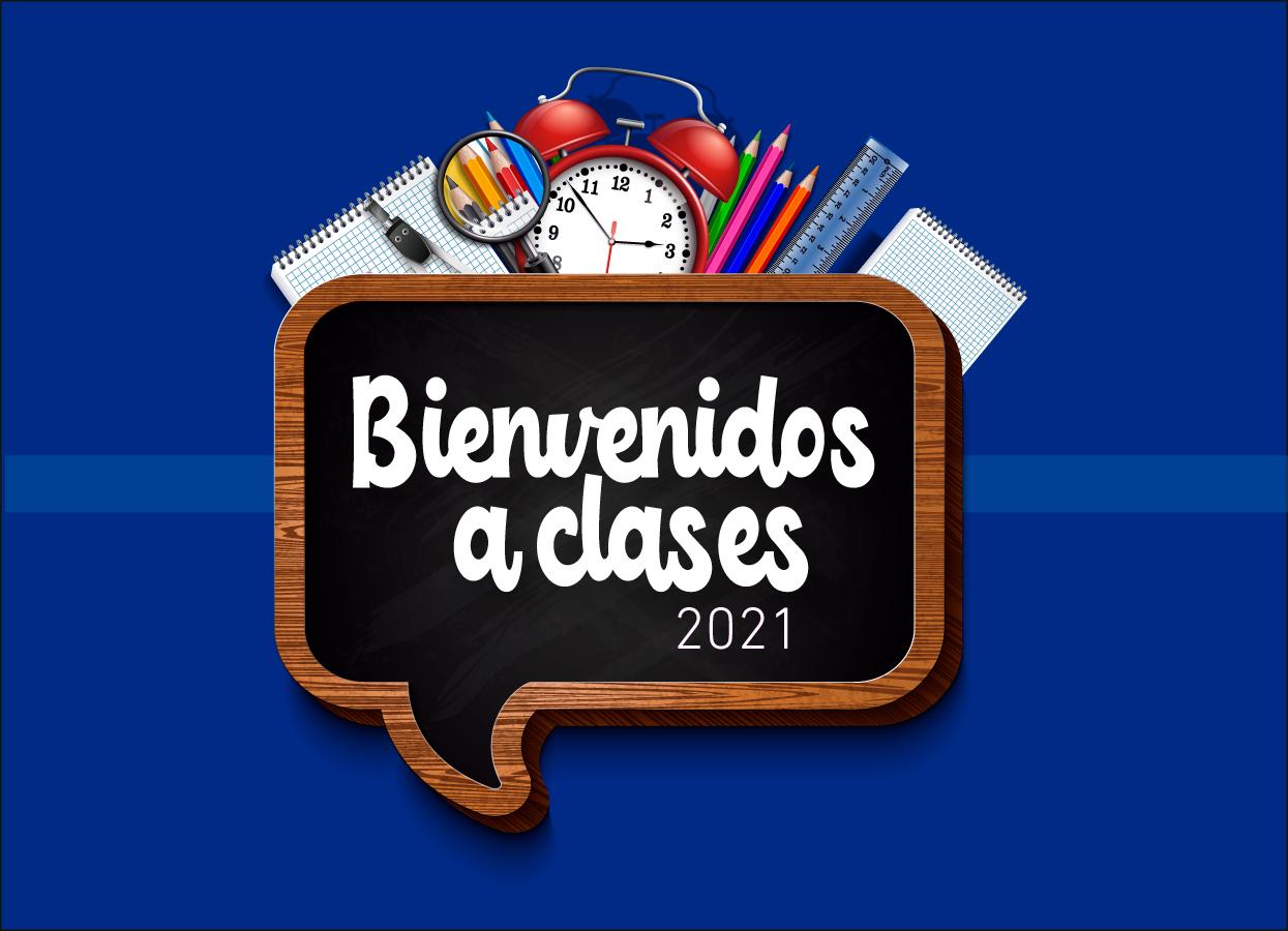 Bienvenida Alumnos Escuela de Comercio 2021